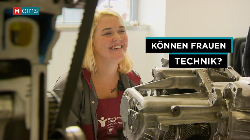 (Titel) Frauen in der Technik